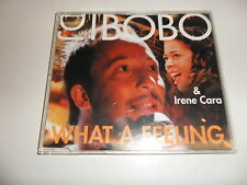 CD DJ Bobo & IRENE CARA-what a Feeling