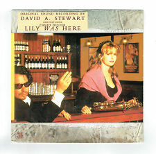 """David A STEWART And Candy DULFER Vinyl 45T 7"""" SP LILY WAS HERE - ANXIOUS 43045"""