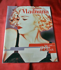 Rare Madonna Tear-Out Photo Book Magazine MUST SEE!!!