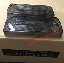 Mercedes G Class W463 TAIL LIGHT COVER MANSORY authentic 2008 - 2016 (Smoked)