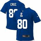 Nike New York Giants VICTOR CRUZ baby infant toddler jersey 12M 18M 24M Beckham