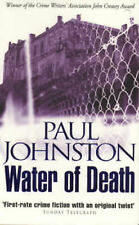 Paul Johnston Water of Death Very Good Book