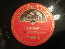"MARIO LANZA ""Marechiare""/ ""A Vucchella"" (""The Great Caruso"") 78rpm 10"" 1951 VG"