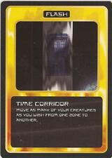 """Doctor Who MMG CCG - Flash """"Time Corridor"""" Card"""