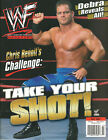ED718 Kurt Angle signed wrestling magazine page w/COA  **PLEASE READ**