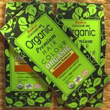 Radico colourme Organic Light Reddish bionda piante colore dei capelli rotblond leggero