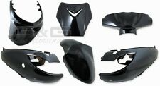 Disguise Kit Panel 6 Fairing parts in black for Peugeot Vivacity