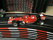 "CARRERA Digital 143 Rennwagen Ferrari F14 T ""F.Alonso No. 14"" 41384"