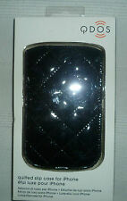 IPhone 3g/s 4  QDOS Ltd Edition Quilted slip case  (1st class p+p)