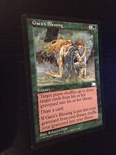 MTG MAGIC WEATHERLIGHT GAEA'S BLESSING (ENGLISH BENEDICTION SELON GAIA) NM