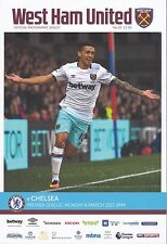 WEST HAM UNITED V  CHELSEA 6/3/17 (2016/17)