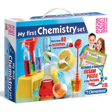 Clementoni My First Chemistry Set NEW (Science Museum Approved)