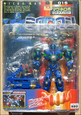 Microman Magne Power Micronaut TAKARA Figure Robotman Cross Toy 015 DISCONTINUED