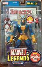 "Marvel Legends Goliath 8"" Chase Rare w/Wasp & Ant-Man Mini-Figures Series IV"