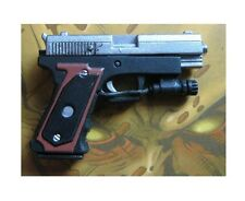 "Pistol Gun for 1/6 scale 12"" action figure.Hot Toys Leon S Kennedy Resident Evil"