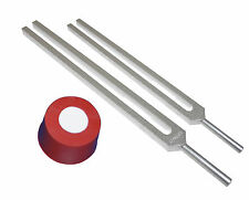 D 288Hz & A 426.7Hz Chakra Healing Therapy Tuning Forks