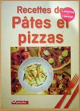 RECETTES DE PATES ET PIZZAS