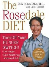 The Rosedale Diet-ExLibrary