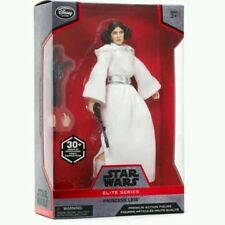 Princess Leia Star Wars Elite Collection Figure Disney Store