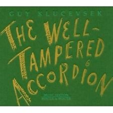 "Guy Klucevsek ""well-tampered Accordion"" CD NEUF"