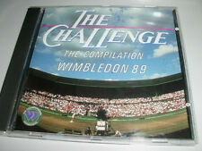 The compilation wimbledon 89 CD avec Bad Boys Blue-blue système-Amanda Lear