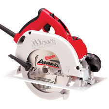 Milwaukee 6390-20 120 AC/DC TILT-LOK 7-1/4-Inch Circular Saw with Blade Wrench