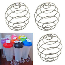 Blender Whisk Protein Wire Mixer Shaker Blender Mixing Drink Home Mixer Ball Tip
