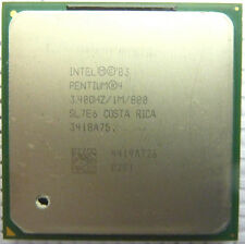Intel Pentium 4 Socket 478 3.4 GHz 1MB 800 MHz SL7E6 865 875 Chipset Upgrade CPU
