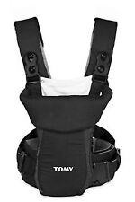 Tomy Freestyle Classic Baby Carrier Birth Child Sling Wrap Black Trendy 5424