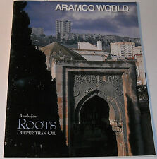 Aramco World Magazine Vol 51 No 1 Jan/Feb 2000 Azerbaijan: Roots Deeper Than Oil