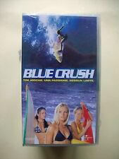 BLUE CRUSH [vhs]