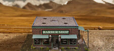 1/64 Slot Car HO Barber Shop  Photo Real Kit Track Layout Accessories Model Sets