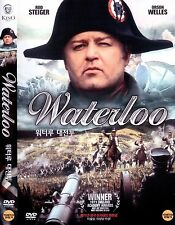 Waterloo (1970, Sergey Bondarchuk) DVD NEW