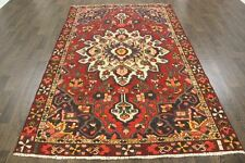 Persian Traditional Vintage Wool  5 X 8.1 Handmade Rugs Oriental Rug Carpet