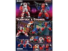 Transformers IDW Swerve and Gears Maketoys MM-01 Trash-Talk and Cogwheel in USA!
