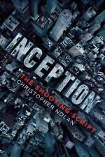 Inception : The Shooting Script by Christopher Nolan (2010, Paperback)
