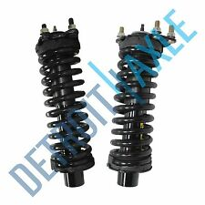 2 NEW Jeep Liberty Front Left and Right Quick Install Struts w/ Springs & Mounts