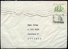 Poland 1972 Cover To Austria #C23422