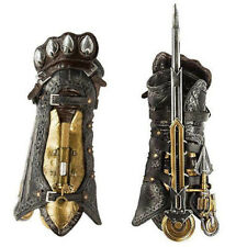 NEW ASSASSIN'S CREED SYNDICATE LAMA PHANTOM HIDDEN BLADE GAUNTLET COSPLAY