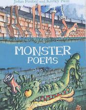Monster Poems, Foster, John