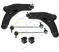 FOR TRAFIC VIVARO FRONT LOWER WISHBONE ARMS STABILISER LINKS ANTIROLL BAR BUSHES