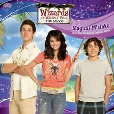 Wizards of Waverly Place: The Movie: Magical Mistake disc only not case