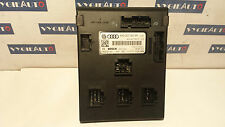 2011 AUDI A6 C7 3.0 TDI XENON SU PANNELLO MODULO DI ECU BCM12.0 4H0907063BF OEM