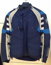 BMW RALLYE Motorcycle Jacket Blue 106