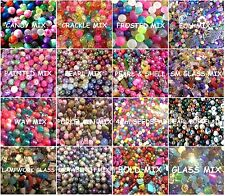 NEW HUGE Wholesale lot of 2 1/2 pounds assorted glass beads