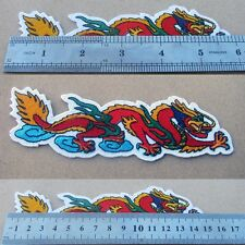 Asian Arts Dragon Patch BIKER CHOPPER HARLEY Style Motorcycle Suzuki Ducati Gang