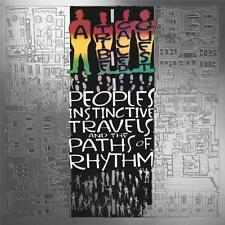 A TRIBE CALLED QUEST People's Instinctive Travels And The Paths Of Rhythm CD NEW