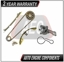 Timing Chain Kit & Water Pump Set Fit Honda Fit 1.5 L L15A1 SOHC # TW058