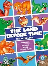 The Land Before Time: The Anthology - Volume 2 (Box Set) [DVD]