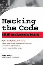Hacking the Code: ASP.NET Web Application Security-ExLibrary
